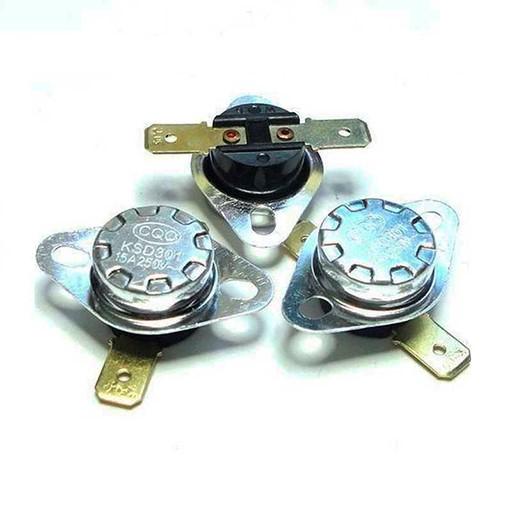 Термопрерыватель  60 °C (KSD301) 250V 10A норм/зам